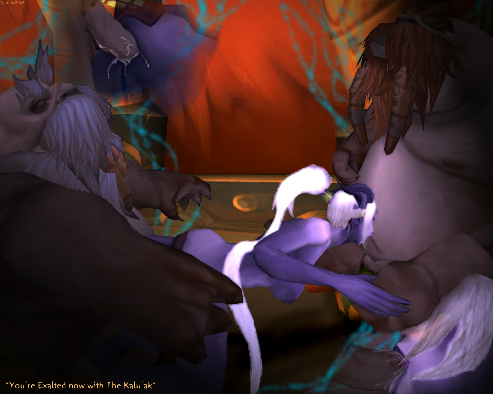 Wow draenei nue en gif hentai photo