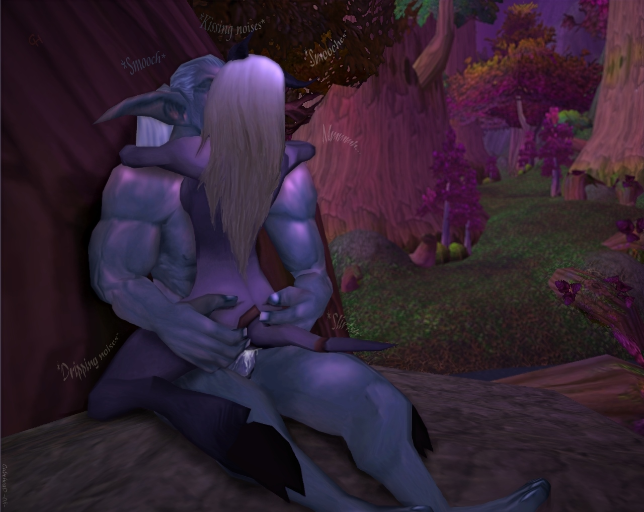 World of warcraft draenei sex 3d fucking clip