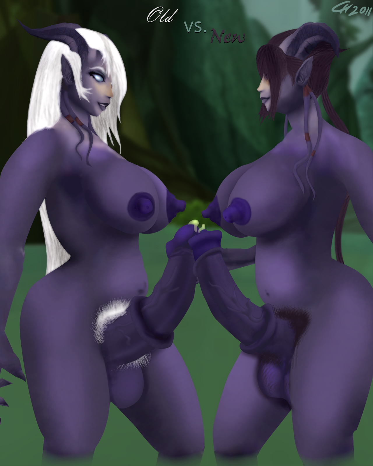 Draenei porno picsix exposed thumbs