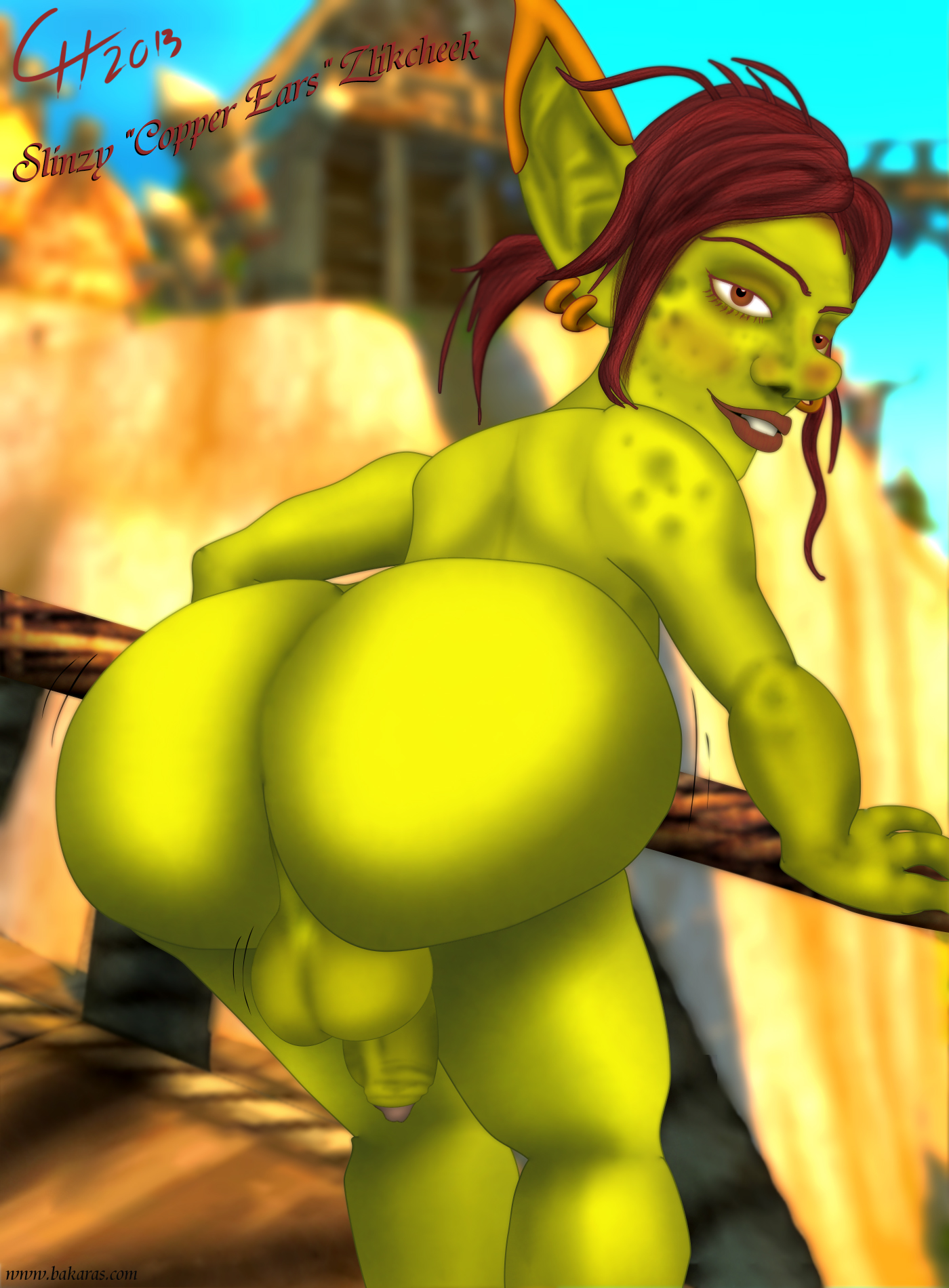 Goblin sex oblivion naked pictures